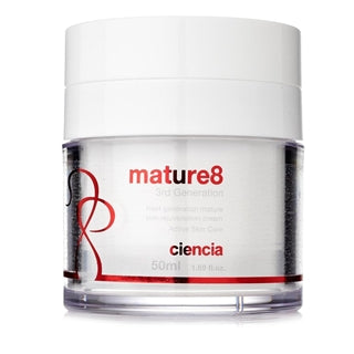 Mature 8 part of the Ciencia 8 range