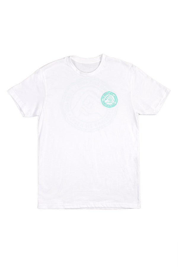 ADULT CATCH ME KNUCKLES TEE - WHITE