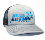 Blue Action Tackle Hat