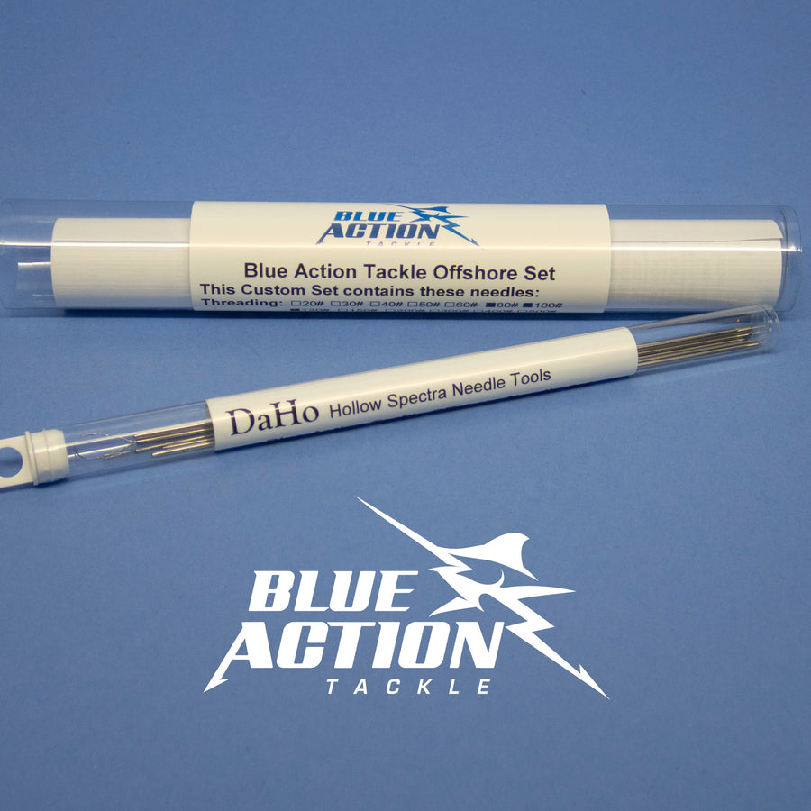DaHo Blue Action Tackle Offshore Set