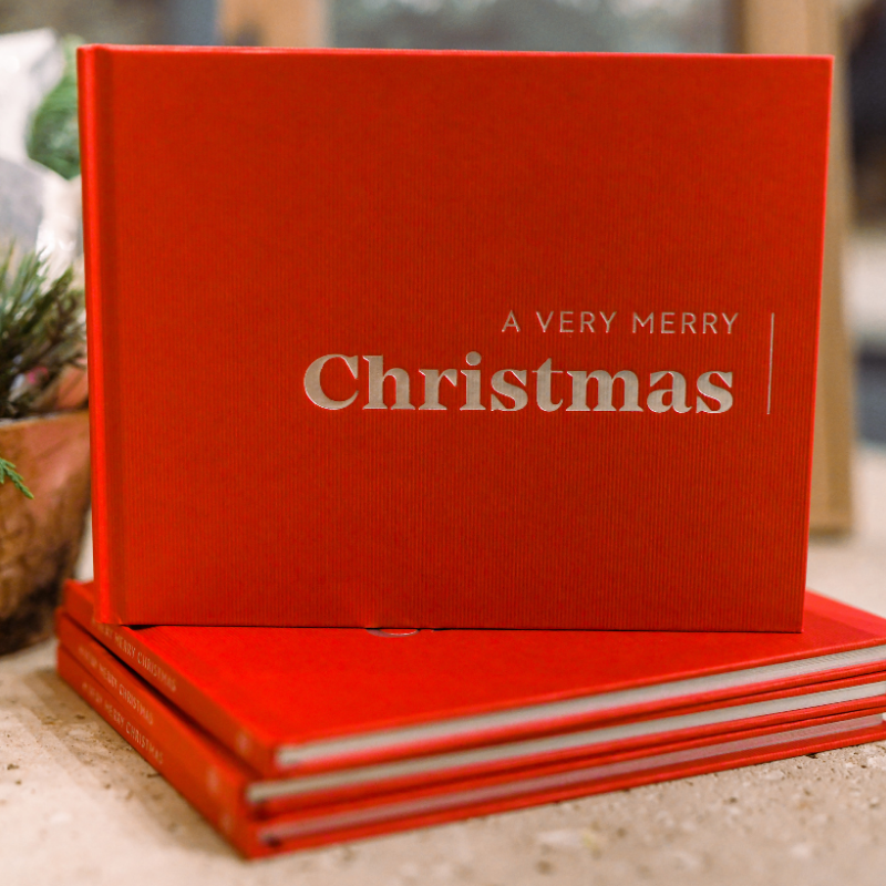 Very Merry Christmas Book