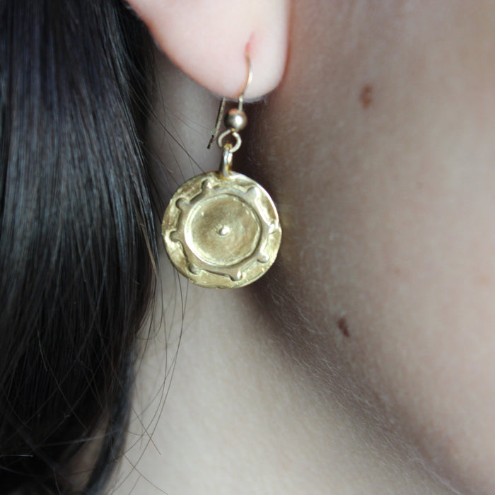 Wheel of Life earrings