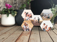Hexagon Set of 5