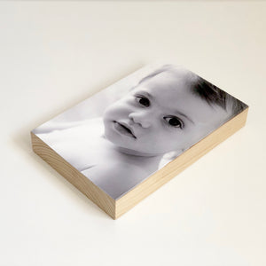 Medium Rectangle Wood Print