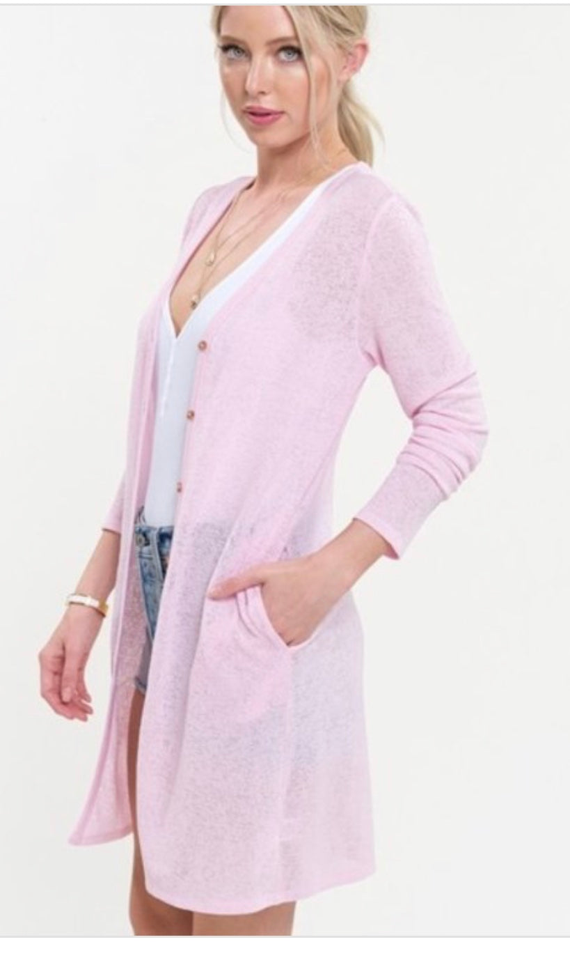 Summer Babe Cardigan