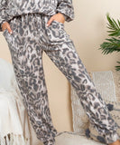 Leopard French Terry Joggers