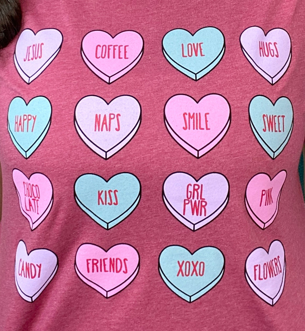 Sweetheart Graphic Tee