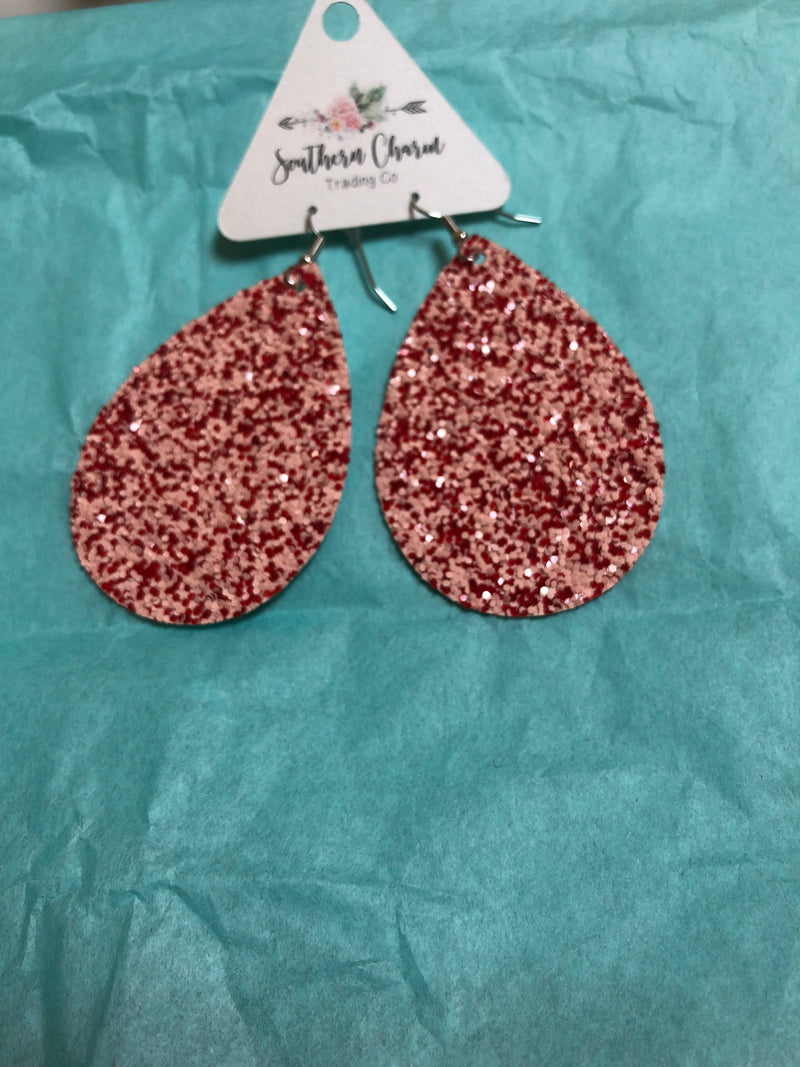 Cupid Glitter earrings
