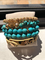 Rock and Prowl Bracelet Set