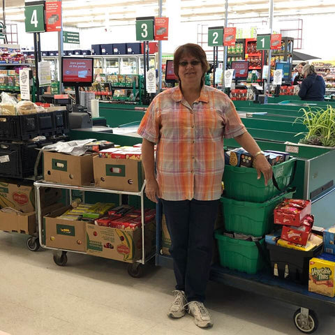 Vahagn's Independent Grocer Weekly Donations