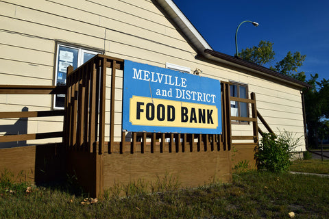 The Melville Food Bank