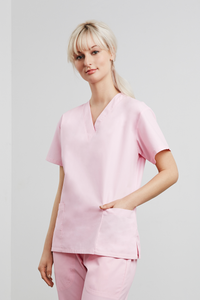 Ladies Classic Scrub Top (7 Colours)