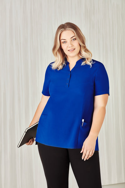 Ladies Short Sleeve Tunic (5 Colours)