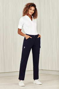 Ladies Medical Cargo Pant (3 Colours)