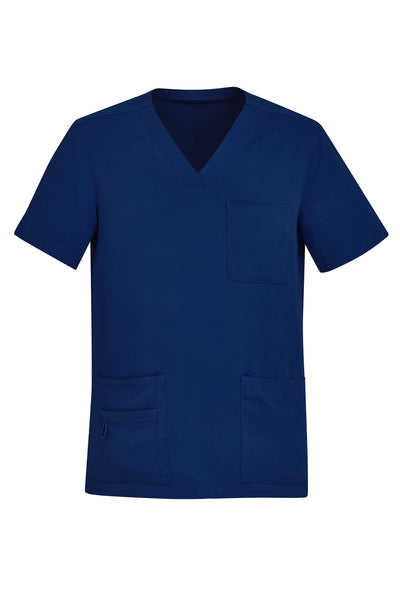 Mens V Neck Scrub Top (4 Colours)