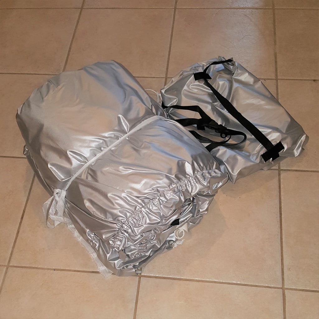 SUV2 Cover + Cover Storage Bag + Installed Cinch Wand (SKU33)