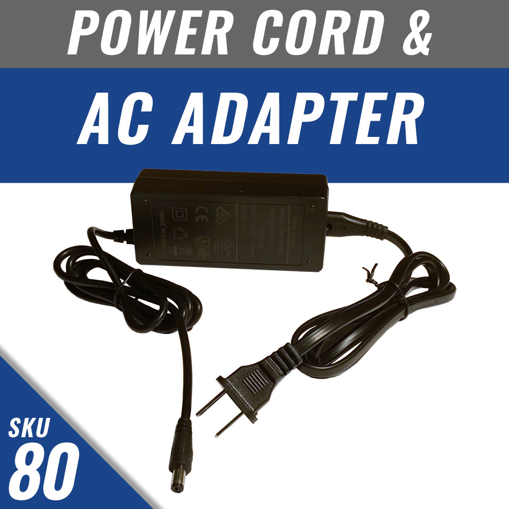 AC Adapter and plug cord