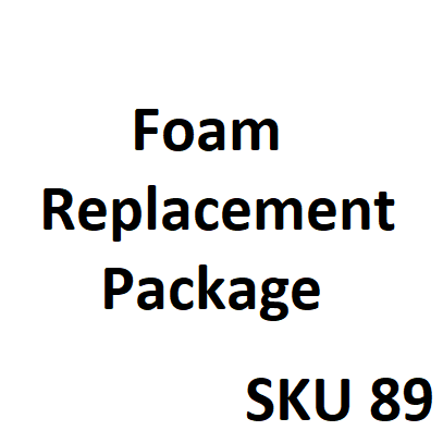 Foam Replacement Package