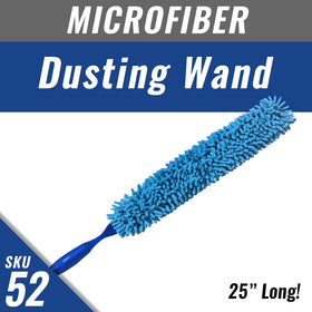 "Microfiber Car Duster Wand - 25"" Long <br><strong>60% OFF!</strong>"