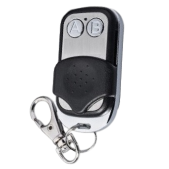 Remote Fob with letter A and B buttons (SKU93)