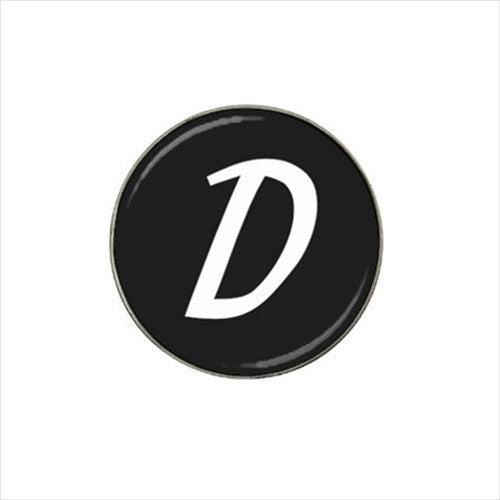 D Initial Golf Ball Marker