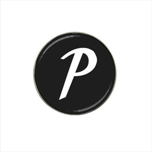 P Initial Golf Ball Marker