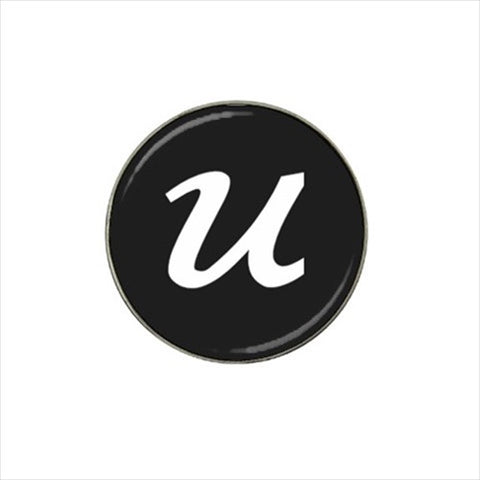 U Initial Golf Ball Marker