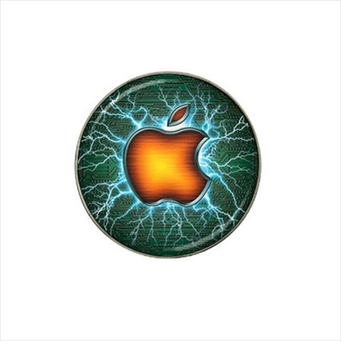 Apple Tech Golf Ball Marker