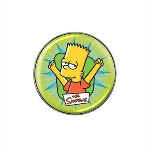 Bart Simpson Golf Ball Marker - The Simpsons