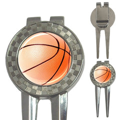 Basketball Golf Marker
