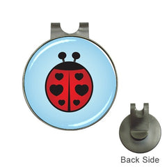 Lady Bug Golf Ball Marker S2