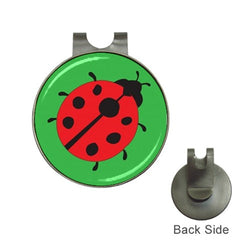 Lady Bug Golf Ball Marker S1