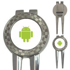Android Golf Ball Marker - S1