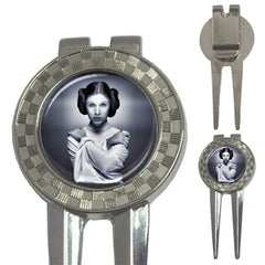 Star Wars Princess Leia Golf Ball Marker
