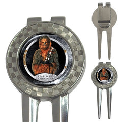 Star Wars Chewbacca Golf Ball Marker