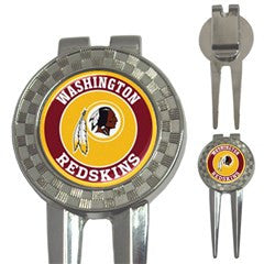 Washington Redskins 2 Golf Ball Marker