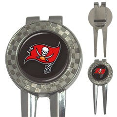Tampa Bay Buccaneers New Flag Golf Ball Marker