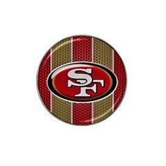 San Francisco 49ers Golf Ball Marker
