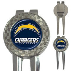 San Diego Chargers Golf Ball Marker