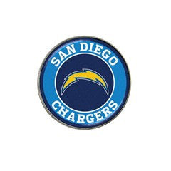 San Diego Chargers 3 Golf Ball Marker