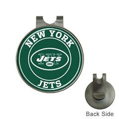New York Jets 2 Golf Ball Marker