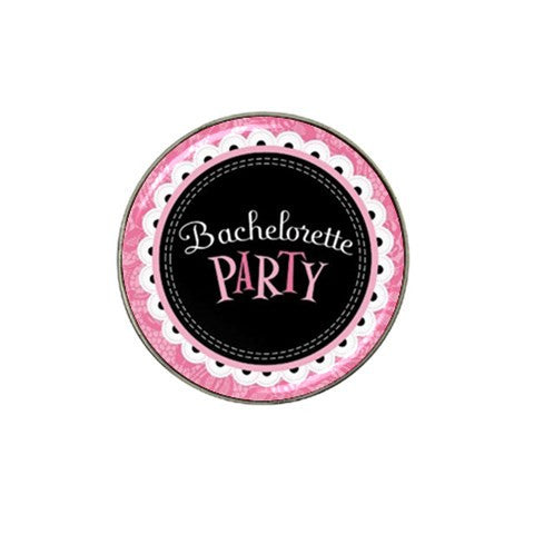 Bachelorette Party Golf Ball Marker