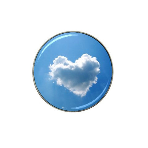Love Cloud Golf Ball Marker