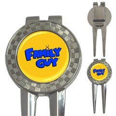 Family Guy Golf Ball Marker