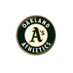 Oakland A's / Athletics Golf Ball Marker