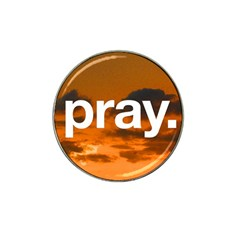 PRAY Golf Ball Marker - S1