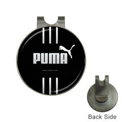 Puma Black Golf Ball Marker