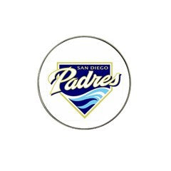 San Diego Padres Golf Ball Marker