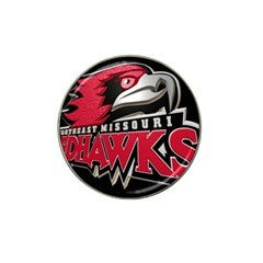 South East Missouri Redhawks Golf Ball Marker