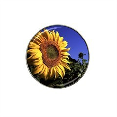 Sunflower 2 Golf Ball Marker